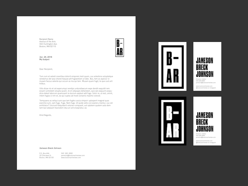 Collateral for BAR