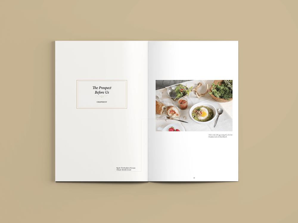 Etiquette Sample Page